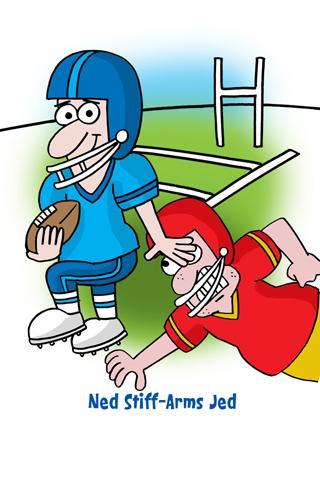 Ned's Football Trivia