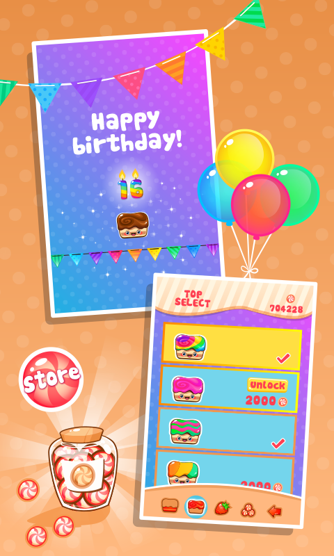 Cake Jump Screenshot 5