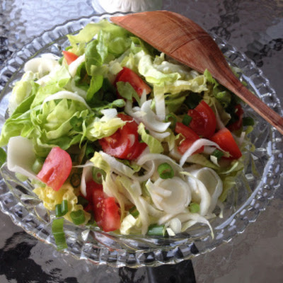 Butterhead Lettuce with Belgian Endives