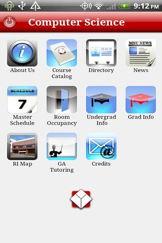 Montclair State University App