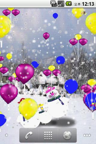 Balloons LiveWallpaper