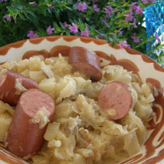 Polish Sausage Stew