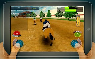 Screenshot of Race Horses Champions Free