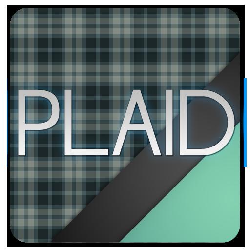 Plaid Apex/Nova Theme LOGO-APP點子