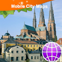 Uppsala Street Map icon