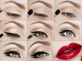 Screenshot of Makeup Eyes Pictures