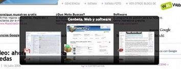 Efecto Ctrl+Tab en Firefox 3