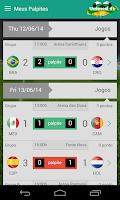 Screenshot of Bolão Campeão