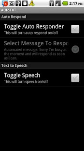 AutoTXT - screenshot