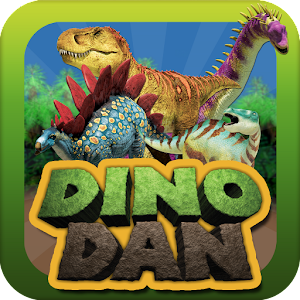 Cover art Dino Dan: Dino Dodge