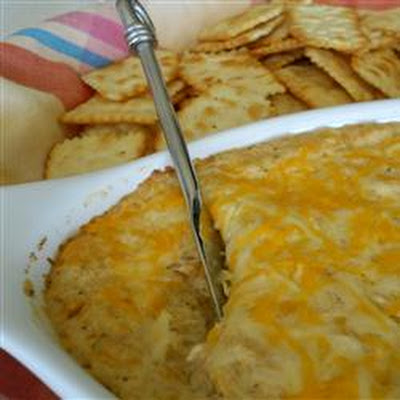 Spicy Maryland Crab Dip