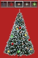 Screenshot of Pocket Christmas Tree Live WP