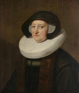 RIJKS: workshop of Michiel Jansz. van Mierevelt: painting 1637
