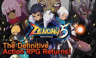 Screenshot of ZENONIA® 5