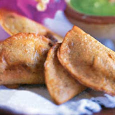 Fried Quesadillas with Two Fillings