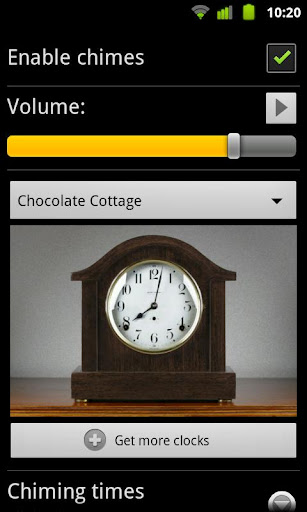 Chocolate Cottage - Chime Time