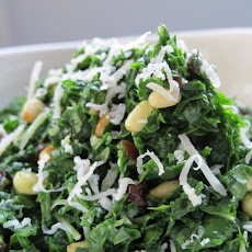 Melt In Your Mouth Kale Salad