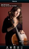 Screenshot of Toronto Symphony Orchestra
