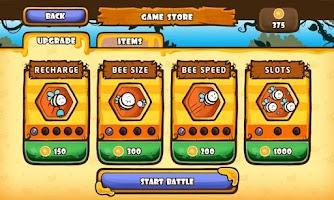 Screenshot of Honey Battle - Bears vs Bees