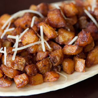 Parmesan Roasted Potatoes
