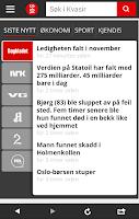 Screenshot of Sol.no
