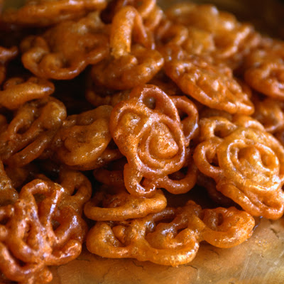 Indian Fried Dough | Jalebi