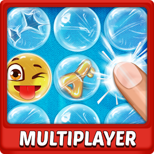 Race against the clock to pop every bubble on the screen! APK Icon