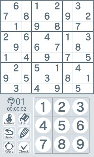 Sudoku by Nikoli Hard 01