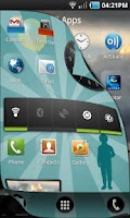 Screenshot of Pure Breeze Launcher Lite