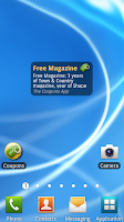 Screenshot of The Coupons App