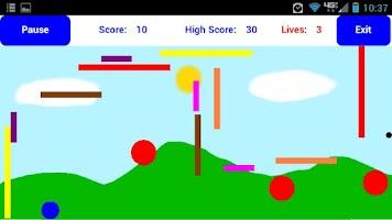 Screenshot of Hard Target FREE