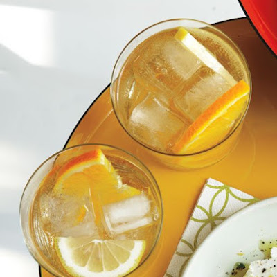 Sherry Spritzers