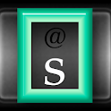 KB SKIN - Teal Outline icon