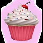 Zero Calorie Cupcake icon