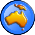 Flags of Oceania 3D Free icon