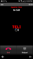 Screenshot of Telivoip