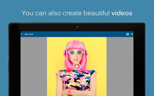 PhotoFacer Full - screenshot
