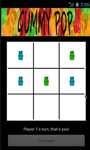 Gummy-Tac-Toe Free