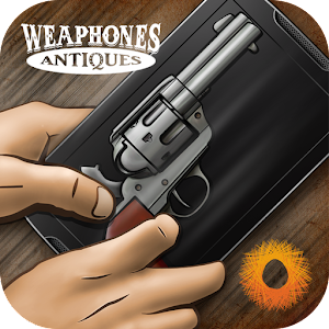 Cover art Weaphones Antiques Gun Sim
