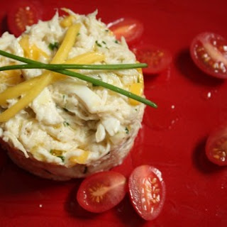 Mango and Fennel Crab Salad