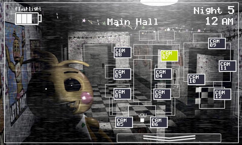 Five Nights at Freddy's 2 Screenshot 3