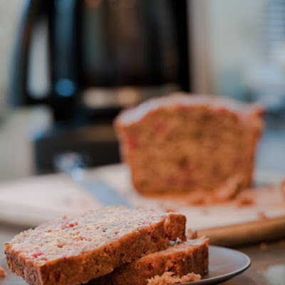 Cranberry-Oat Pecan Bread