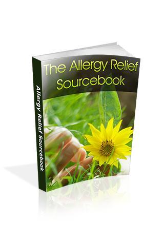 Allergy Relief Sourcebook