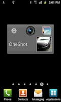 Screenshot of Oneshot Silent Camera Lite