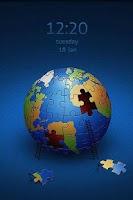 Screenshot of PerfectClock