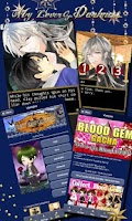 Screenshot of Vampire Darling【BL,yaoi game】