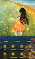 Screenshot of Oshong Firefly Girl