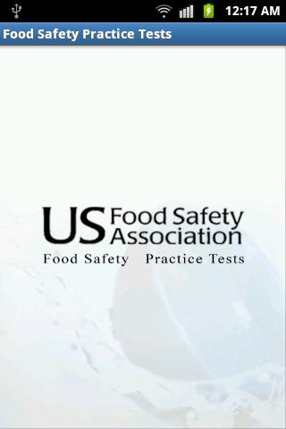 Food Safety Practice Tests