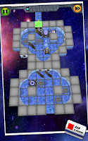 Screenshot of Space Maze