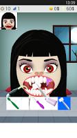 Screenshot of Vampire Dentist Games